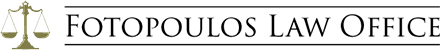 Logo of Fotopoulos Law Office